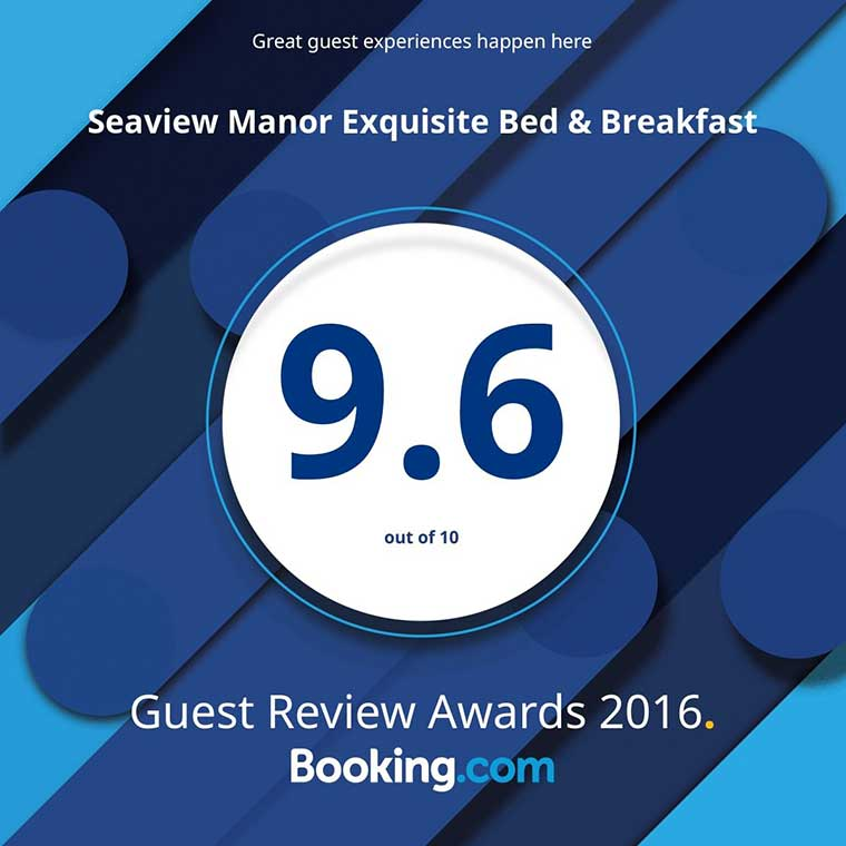Seaview Manor Guest Review Awards Booking Dot Com